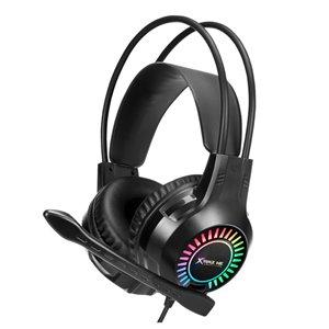 Écouteurs supra-auriculaires à réduction de bruit GH-709 par Xtrike Me