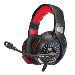 Xtrike Me GH-890 Over the Ear Noise Cancelling Headphones