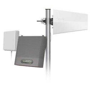 Amplificateur de signal téléphone portable Destination RV (65 dB Gain) - Gris