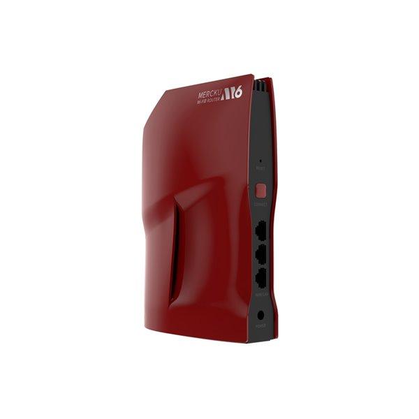 Mercku M6 Red 802.11A Wireless Router