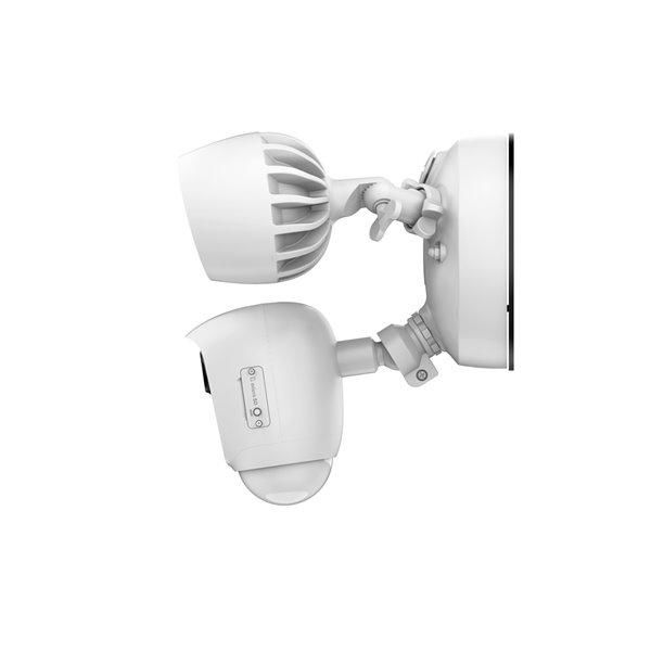 Caméra de sécurité intelligente 1080p à projecteur et système d'alarme LC1C de Ezviz