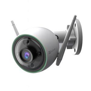 Caméra de sécurité intelligente 1080p à 3 modes de vision nocturne C3N de Ezviz