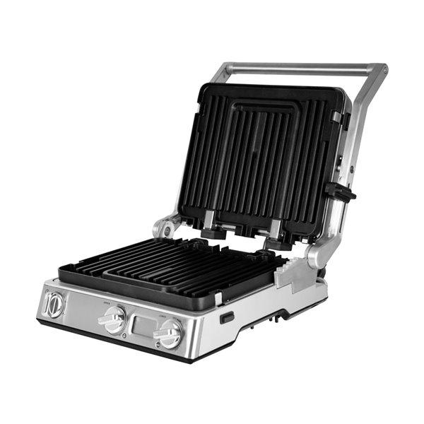 Kalorik 12-in x 10-in Stainless Steel Pro Digital Grill