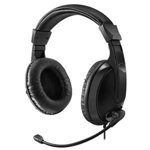 Écouteurs supra-auriculaires Xtream H5 avec microphone par Adesso