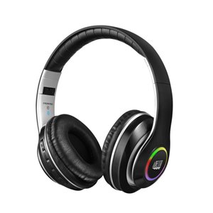 Adesso Xtream P500 Over the Ear Noise Canceling Headphones with Built-in Microphone