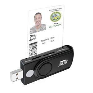 Lecteur de carte de crédit mobile SCR-200 par Adesso
