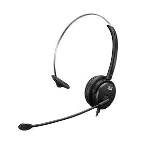Casque d'écoute unilatéral Xstream P1 avec microphone réglable par Adesso