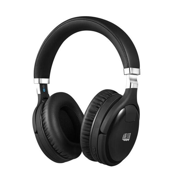 Écouteurs supra-auriculaires Xtream P600 à réduction de bruit avec microphone intégré par Adesso