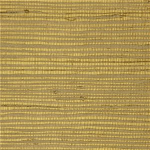 Papier peint Falkirk Elgin de Dundee Deco en toile de ramie 3D, 54 pi² jaune et brun foncé sans colle à appliquer sur le mur