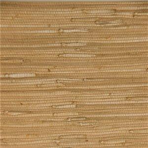 Papier peint Falkirk Elgin de Dundee Deco en toile de ramie 3D, 54 pi² brun foncé cuivré sans colle à appliquer sur le mur