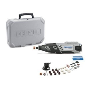 Dremel 31-piece Variable Speed 12-volt 2-amp Multipurpose Rotary Tool with Hard Case
