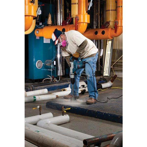 Foret individuel de maçonnerie en carbure de Bosch HC859, de 2 5/8 po X 17 po pour perceuse rotative