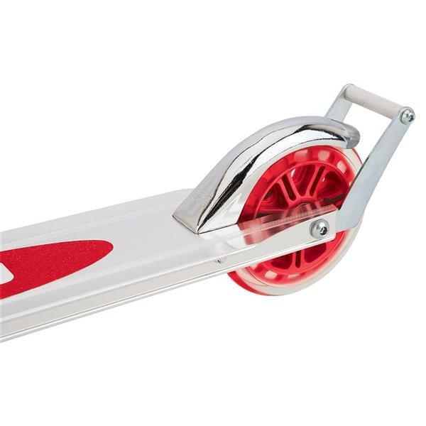 Trottinette rouge A3 Razor pour enfants