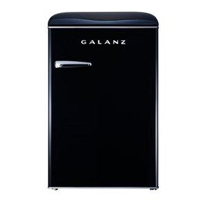 Galanz 3.1-cu ft Upright Freezer (Black)