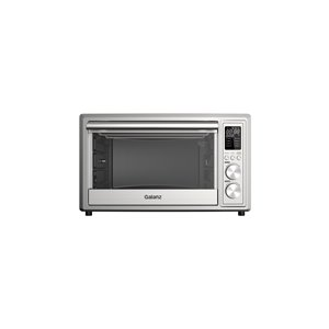 Galanz 6-Slice Stainless Steel Convection Toaster Oven with Rotisserie Feature (1800-Watt)