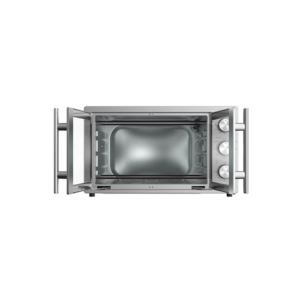 Galanz 6-Slice Convection Toaster Oven Rotisserie Feature in Stainless Steel (1800-Watt)