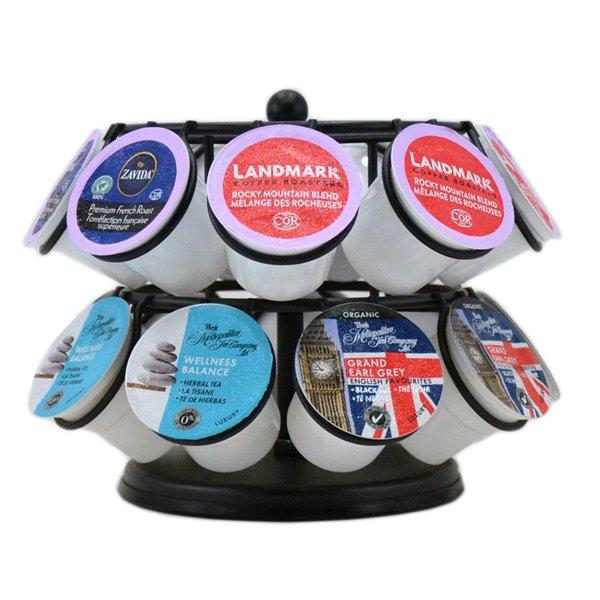 Mini carrousel K-Cup, 18 dosettes, oneBREW®