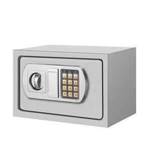 Coffre-fort en acier avec clavier numérique et trou de serrure caché de Fine Art Living