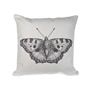 IH Casa Decor 18-in W x 18-in L Square Butterfly Decorative Pillows - 2-Piece