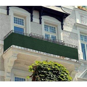 Toile d'intimité verte pour balcon par IH Casa Decor