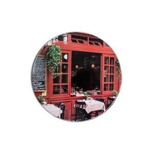IH Casa Decor Cafe Rouge Oven Covers - Set of 4