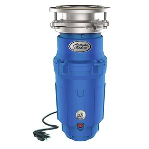 American Standard Elite 3/4-HP Continuous Feed Garbage Disposal