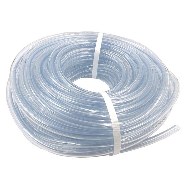 Tube de vinyle transparent en PVC de 0,170 po DI x 100 pi par Canada Tubing
