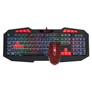 Ensemble de clavier et souris pour jeu vidéo par Xtrike Me