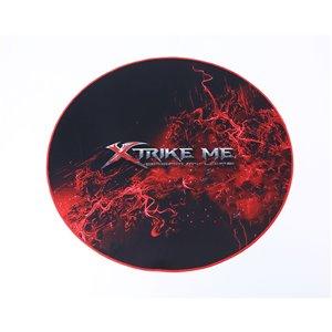 Tapis de chaise de jeu vidéo rond de 36 po par Xtrike Me