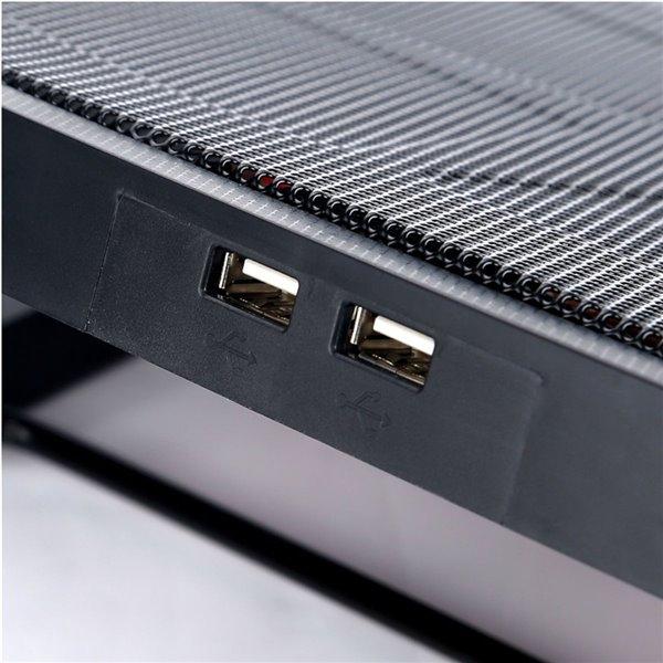 Système de refroidissement portable pour ordinateur portable par Xtrike Me