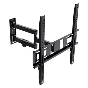 Ason Decor 26-in to 55-in Full Motion TV Mount Fits - Extensible (Hardware Included)
