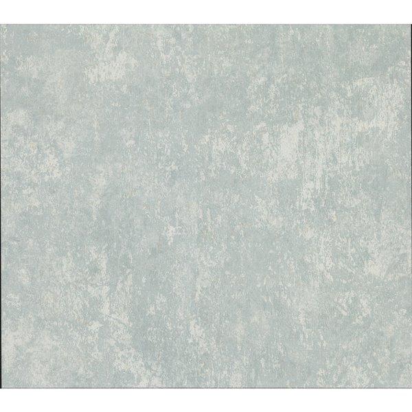 Papier peint sans colle en vinyle avec motif abstrait Deluxe par Advantage, 57,8 pi², vert