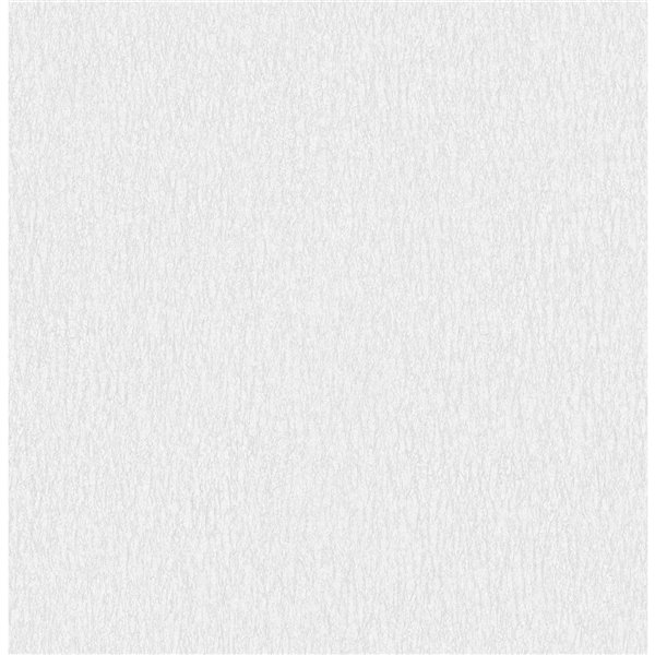 Papier peint sans colle non-tissé avec motif abstrait 3D Medley par Fine Decor, 56,4 pi², blanc