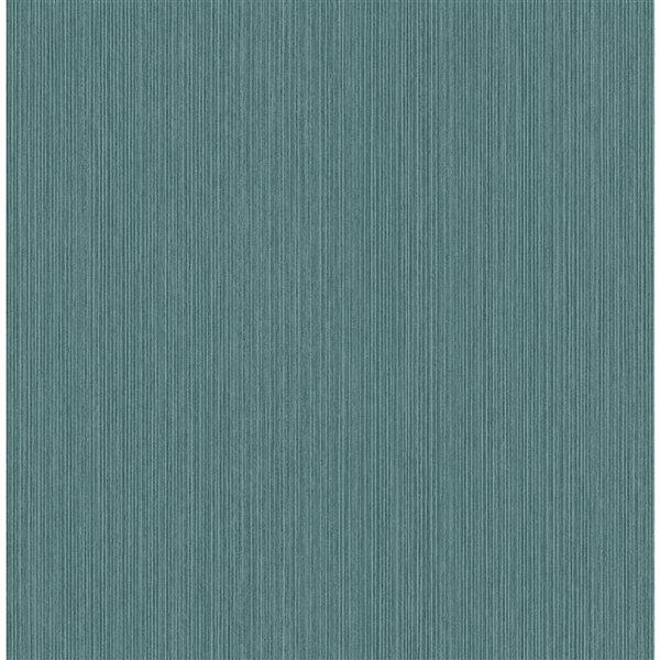 Papier peint sans colle non-tissé avec motif abstrait 3D Medley par Fine Decor, 56,4 pi², bleu
