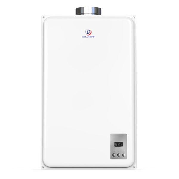 Chauffe-eau électrique sans réservoir d'intérieur au propane 45Hi-LPH par Eccotemp, 6,8gal/min, 140000BTU