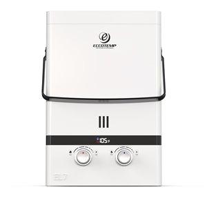 Eccotemp EL7 1.85-GPM 52,500-BTU Outdoor Liquid Propane Tankless Water Heater