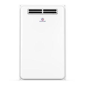 Chauffe-eau électrique sans réservoir d'extérieur au gaz naturel 45H-NG par Eccotemp, 6,8gal/min, 140000BTU