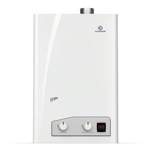 Chauffe-eau électrique sans réservoir d'intérieur au propane FVI12-LP par Eccotemp, 4gal/min, 74500BTU