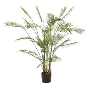 Grayson Lane 46-in Green Artificial Palm Plant