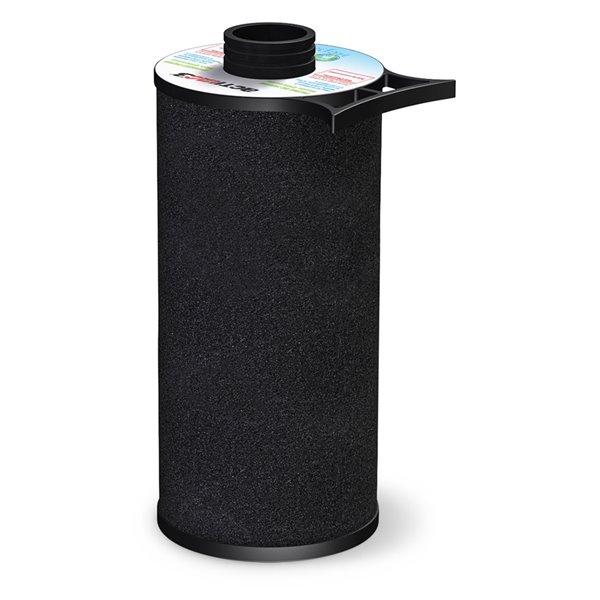 Filtre pour chariot aspirateur par Drainvac avec filtration HEPA