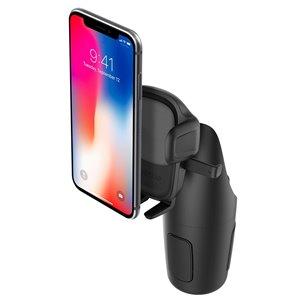 Support de porte-gobelet de voiture réglable Easy One Touch 5 noir pour téléphones portables universels par iOttie