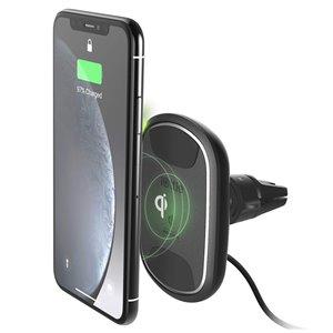 Support de voiture réglable iTap 2 noir pour téléphones portables universels par iOttie