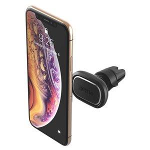 Support d'évent de voiture magnétique réglable iTap 2 noir pour téléphones portables universels par iOttie