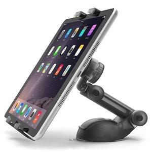 Support de voiture réglable Easy Smart Tap 2 noir pour tablettes par iOttie