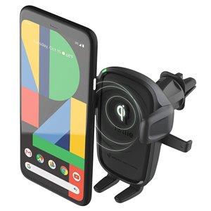 Support de fente de CD et évent de voiture réglable Easy One Touch 2 noir pour téléphones portables universels par iOttie