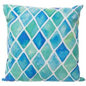 IH Casa Decor 17-in W X 17-in L Square Indoor Decorative Pillow