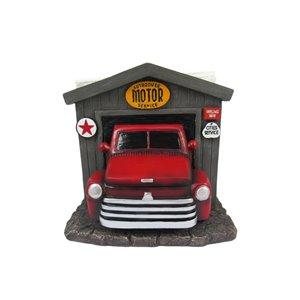 Support à serviettes de table en forme de garage pour camion par IH Casa Decor