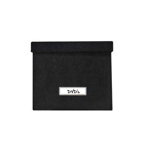 Boîte noire de 9,75 po l. x 6,5 po h. x 8,25 po p. par IH Casadecor
