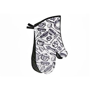 IH Casa Decor Cookware Oven Mitts - Set of 2