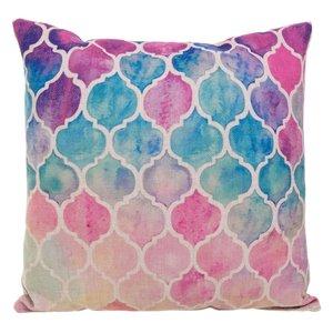 IH Casa Decor Square Indoor Decorative Pillow  - 17-in W X 17-in L